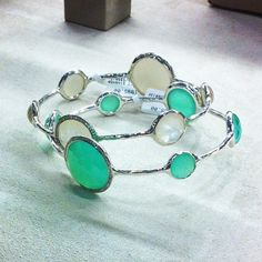 Ippolita Sterling Silver Wonderland Bracelets