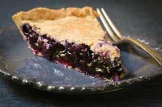 Blueberry Pie   gluten-free, sugar-free, healthy, vegan   Recipe Renovator