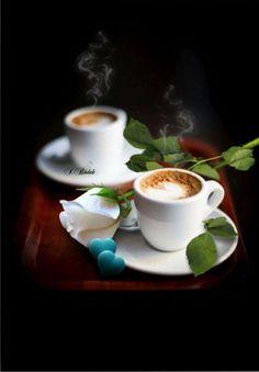 Coffee Heart, I Love Coffee, My Coffee, Coffee Time, Tea Time, Spiced Coffee, Coffee Latte, Coffee Presentation, Coffee Shop Bar