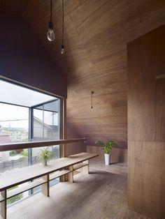 // Ogaki house by Katsutoshi Sasaki