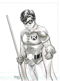 Robin by Freddie Williams II