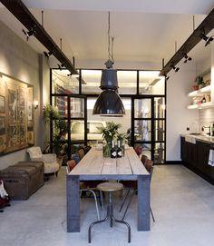 Diana Industrial Iconic Table Lamp | Pinterest | Minimalist design ...