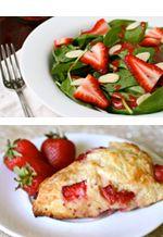 strawberries :-)