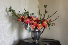 Fall floral bouquet from Emily Thompson Flowers.