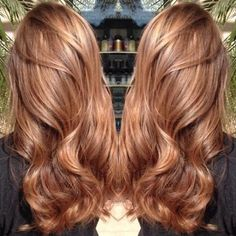 Caramel blonde with honey highlights - Page 3