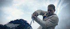Charlie Hunnam Creates A New 'King Arthur' - Film Review #Entertainment #News
