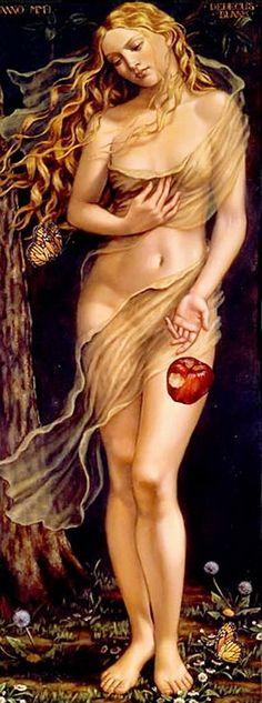 Eve - Lauri Blank