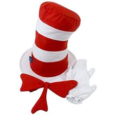 Dr. Seuss - Cat In The Hat Kids Accessories Kit