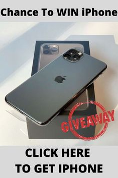 How to Win a free iPhone 11 from apple? Get a free 11 . Get a free phone upgrade with this Right now you can enter for the chance to win an 11 ! Receive the brand new 11 upon sign-up! Check My Site for more info. Iphone 6 S Plus, Buy Iphone, Iphone 5s, Apple Iphone, Win Phone, Free Iphone Giveaway, Conte, Apple Tv, Iphone Case Covers