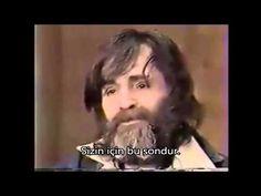 Ben özgürüm - Charles Manson - Türkçe Altyazılı