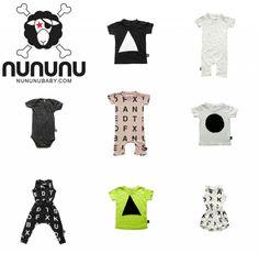 NUNUNU baby clothes spring summer 2013