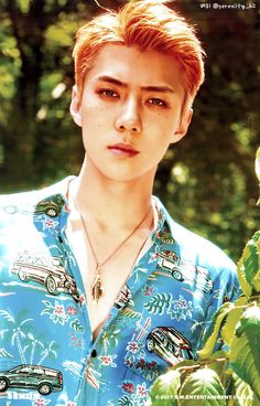Image about sehun in EXO bias' by FrostedCookies