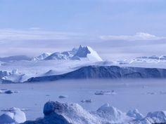 Iceberg Alley, Disko Bay, Greenland