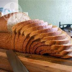 Beste brood uit de broodmachine @ allrecipes.nl