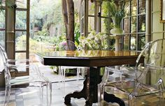 Philippe Starck + Kartell = Louis Ghost | Post by Blog Arredamento