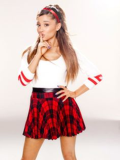 Ariana Grande - seventeen magazine 2014