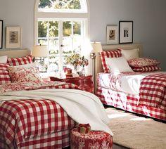 christmas bedroom - Google Search