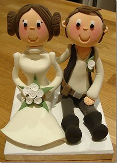 star wars wedding cake toppers