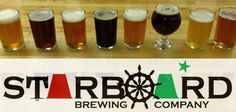 Starboard Brewing Company - Door County Visitor Bureau