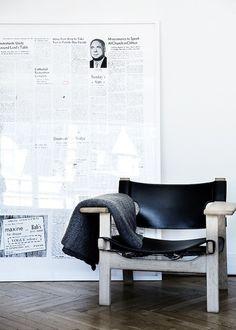 Elisabeth Heltoft | Refined Eclecticism (via Bloglovin.com )