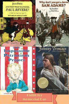 good memorial day books