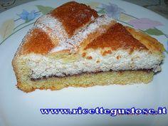 crostata cocco nutella