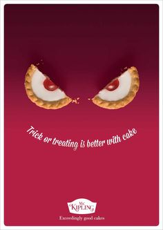 Mr Kipling: Trick or Treat