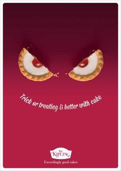 Mr Kipling: Trick or Treat