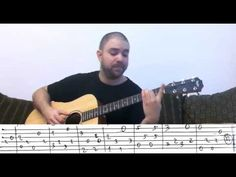 Fingerstyle Tutorial: House of the Rising Sun - w/ TAB (Guitar Lesson) - YouTube