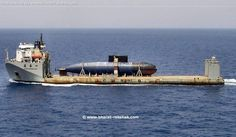 Kilo Class submarine en-route to China for the PLAN (People's ...