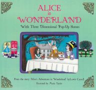 The popular Alice story with extraordinarythree-dimensional scenes and stylish vignettes    Pull the tabs on each scene to reveal Alice falling down the rabbit hole, the Mad Hatter'stea party,the famous croquet game, the Tarts Trial, and Alice's final encounter with the pack of cards.