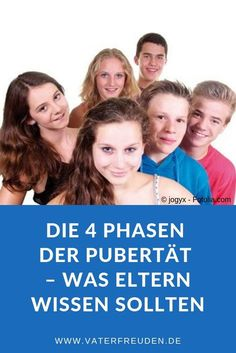 The stages of puberty - what parents should know - The 4 phases of puberty – what parents should know Puberty lasts for a long time and can be quite - Parenting Teenagers, Parenting Books, Gentle Parenting, Parent Tattoos, Kids Sand, Adolescence, Healthy Kids, Baby Feeding, Mom And Dad