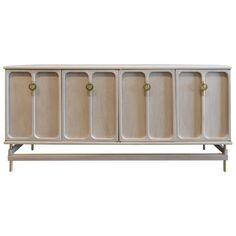 Sideboard Cabinet, Cabinet Furniture, Cabinet Doors, Furniture Design, Low Cabinet, Furniture Legs, Furniture Storage, Metal Furniture, Painted Furniture