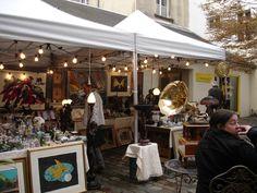 Le Village Saint Paul & rue Saint Paul (flea market and street with antique and second-hand shops) - 26 Rue Saint-Paul, 75004 Paris