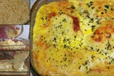 Meat Recipes, Cake Recipes, Hungarian Recipes, Fruits And Vegetables, Lasagna, Quiche, Ham, Macaroni And Cheese, Food And Drink