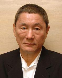 Takeshi Kitano (comedian/film director-Japan) ビートたけし(芸人/映画監督)