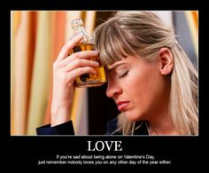 Alone this Valentine's Day  - funny pictures #funnypictures