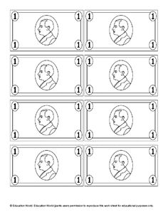 Printable play money 1 reward system templates and tools on