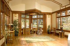 Residential Gallery – Prairie Architect – WEST STUDIO Prairie Style Houses, Interior Decorating, Interior Design, Organic Modern, Frank Lloyd Wright, Art And Architecture, Bungalow, Gallery, Studio