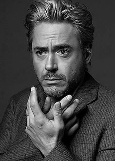 Robert Downey Jr. HE ALWAYS MAKES ME THINK OF YOU I love this man, he is always awesome