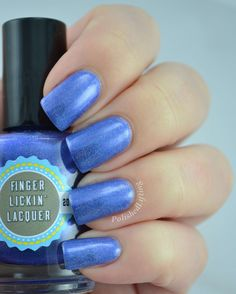 finger licking lacquer - god save the queen