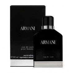 Giorgio Armani Eau de Nuit for Men 100 ML Eau De Toilette
