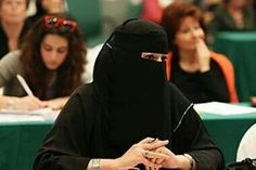 This pic has to be my favourite niqab pic ever. I wonder who she is