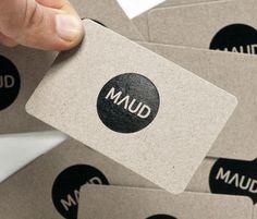 tarjetas de visita * visiting card *