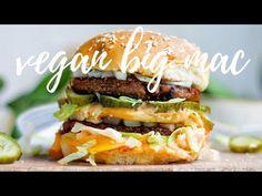 Vegan Big Mac – Plantifully Based Vegan Recipes Easy, Vegetarian Recipes, Cooking Recipes, Big Mac, Beyond Meat Burger, Fast Food, Vegan Dishes, Vegan Foods, Recipes From Heaven
