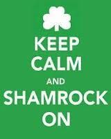 Keep calm and shamrock on and come and hang after work at Shenanigans for a lovely cold beer to let of some steam after a hard day at work.