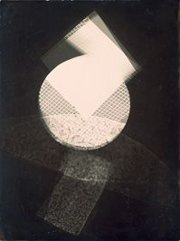 Image result for laszlo moholy nagy photograms