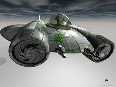 Gelfling Attack UFO by sicklilmonky.deviantart.com on @deviantART