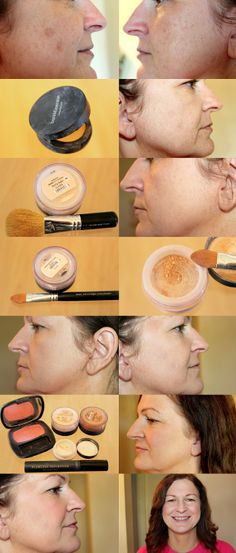 Love, Shelbey: How To Conceal Age Spots & Freckles: Bare Minerals Style