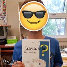 Les créations de Stéphanie: Projet Savais-tu? Teaching, Motivation, Art, Reading, Projects, Art Background, Kunst, Education, Performing Arts